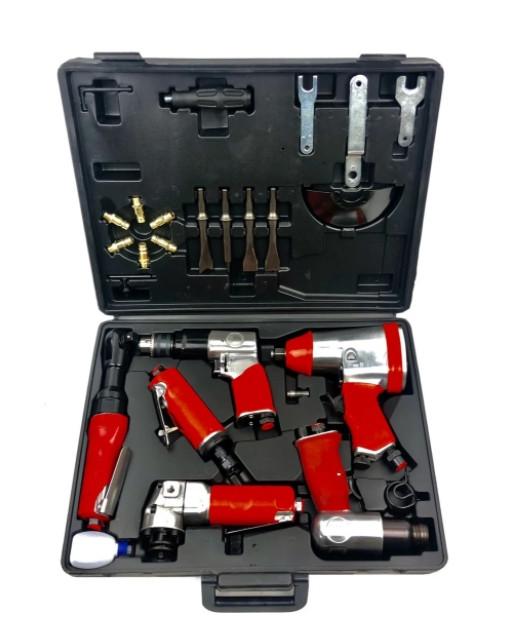 Набор пневмоинструмента LEX 24 ед. (LXATK24)