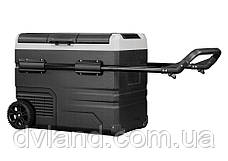 Автохолодильник-морозильник DEX TSW-40B 40л Компресорний з акумулятором, фото 3
