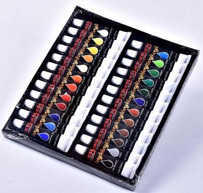 Акриловые краски LOKSS 24 цвета