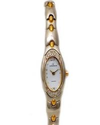 Жіночий кварцевий годинник Romanson RM2126QLR2T WH