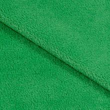 Ткань Стрейч Велюр, зеленый