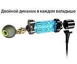 Bluetooth наушники Awei X660BL Black (5016) Siamo, фото 6