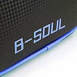 Велосипедна сумка B-Soul з відділенням для телефону на раму Blue, фото 8