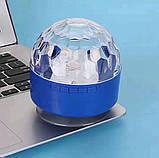 Водонепроницаемая Bluetooth-колонка для душа с диско-музыкой AQ9 (микс цветов) (90135) Siamo, фото 10