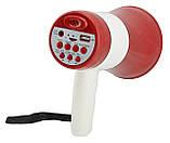 Гучномовець (рупор) UKC ER-22U Red (5147), фото 3