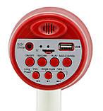 Гучномовець (рупор) UKC ER-22U Red (5147), фото 6