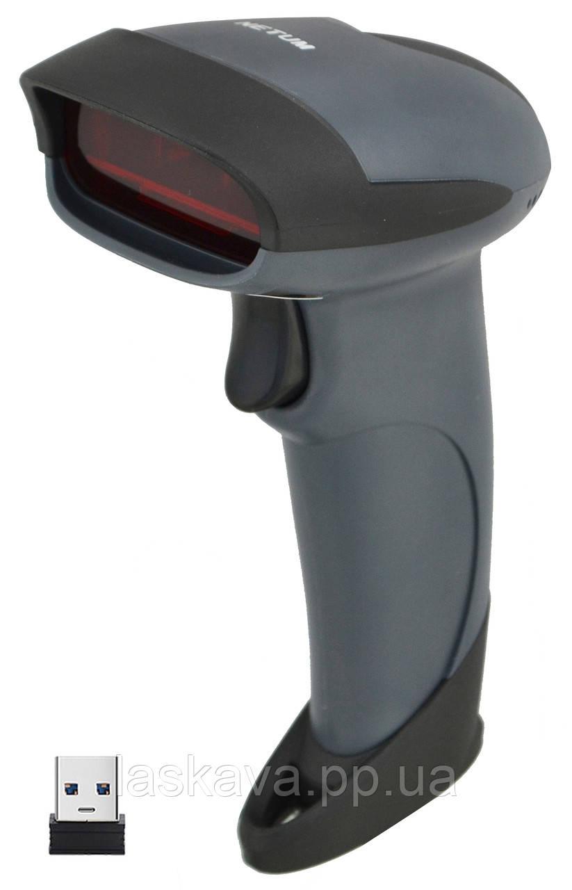 Беспроводной лазерный сканер штрих-кода Netum NT-M2 1D Siamo