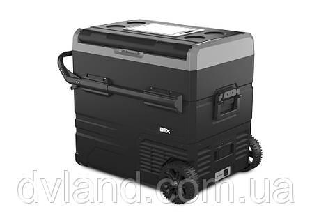 Автохолодильник-морозильник DEX TSW-50 50л Компрессорный, фото 2