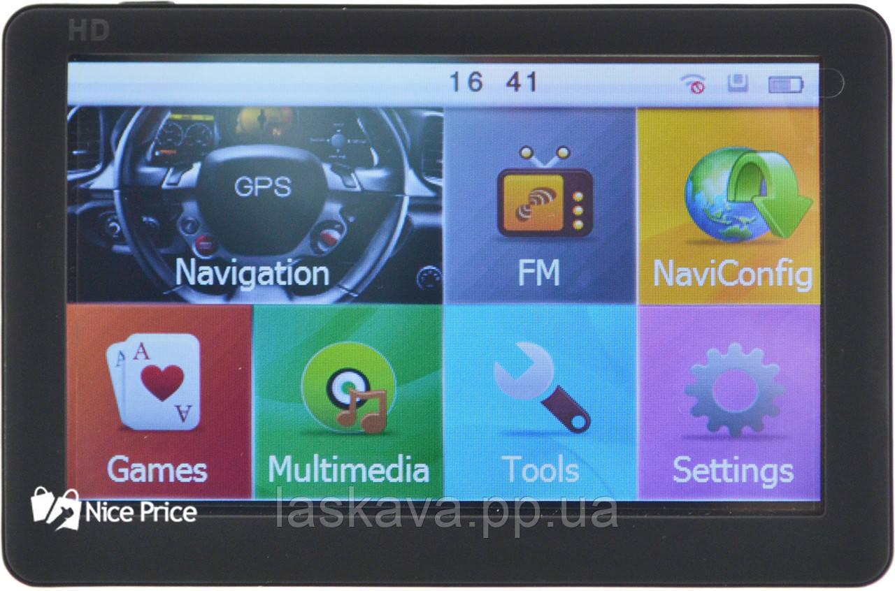 """Навігатор 5"""" GPS 6009 на Windows (1863)"""