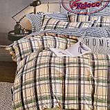 Постельного белья с фланели Размер полуторный 150*210, фото 2
