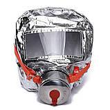 Противопожарная маска на 30 минут (противогаз, респиратор) Sheng An TZL 30 (6677), фото 8