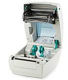 Термотрансферний принтер етикеток Zebra GK888t, фото 5