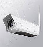 Вулична акумуляторна IP камера відеоспостереження CAD F20 2 mp з сонячною панеллю (4946), фото 9