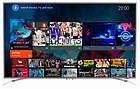 Телевізор 43 дюйма Philips 43PUS6554 (PMR 60Гц, Ultra HD, Smart, Wi-Fi, DVB-T2/S2), фото 3