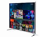 Телевізор 43 дюйма Philips 43PUS6554 (PMR 60Гц, Ultra HD, Smart, Wi-Fi, DVB-T2/S2), фото 4