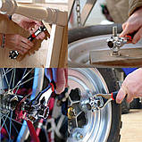Универсальный торцевой ключ 48 в 1 Universal Wrench (14412) Siamo, фото 9