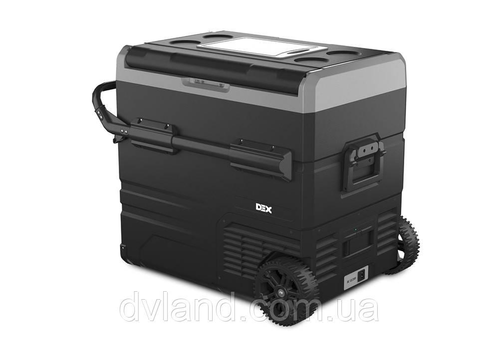 Автохолодильник-морозильник DEX TSW-50B 50л Компрессорный с аккумулятором