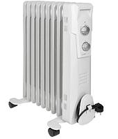 Масляний радіатор CLATRONIC RA 3736 (9 секцій) (61099) обігрівач