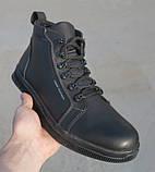 Tommy Hilfiger зимові чоловічі шкіряні черевики 46,47,48, 49, фото 4