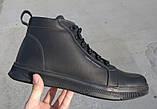 Tommy Hilfiger зимові чоловічі шкіряні черевики 46,47,48, 49, фото 6