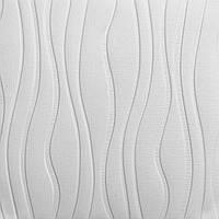 Декоративна самоклеюча 3d панель 700*700*7 мм. на стелю та стіни