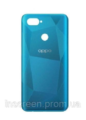 Задня кришка Oppo A12 2020 синя, фото 2