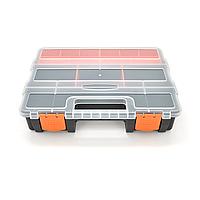 Пластмасовий переносний ящик для інструментів 285 х 220 х 60мм F-290