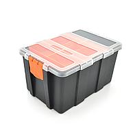 Пластмасовий переносний ящик для інструментів 220 х 155 х 111мм F-156D