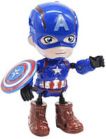 Фигурка Капитан Америка Металлическая