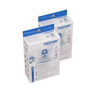 """Комплект мішків """"SAFBAG"""" (2 упаковки) + фільтри для пилососів Zelmer \ Bosch ZVCA100B (49.4020)"""