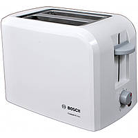 Тостер Bosch 3A011 TAT 980 Вт/белый