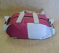 Молодежная  спортивная сумка, легкая,удобная.