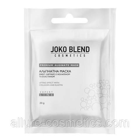 Альгінатна маска ефект ліфтингу з колагеном і еластином Joko Blend 20 г