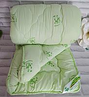Одеяло бамбук алое полуторный размер наполнение - холлофайбер, ткань - микрофибра О-901