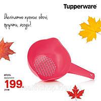 Мини-дуршлаг розовый Tupperware (Оригинал) Тапервер, фото 1