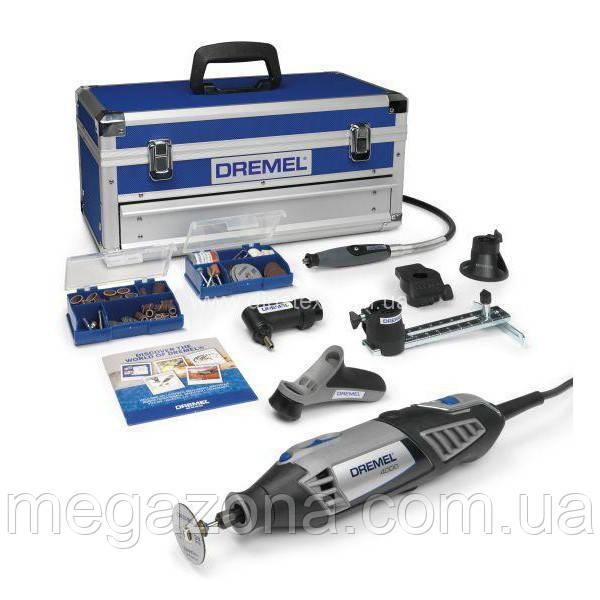 Многофункциональный инструмент Dremel 4000-6/128 Platinum