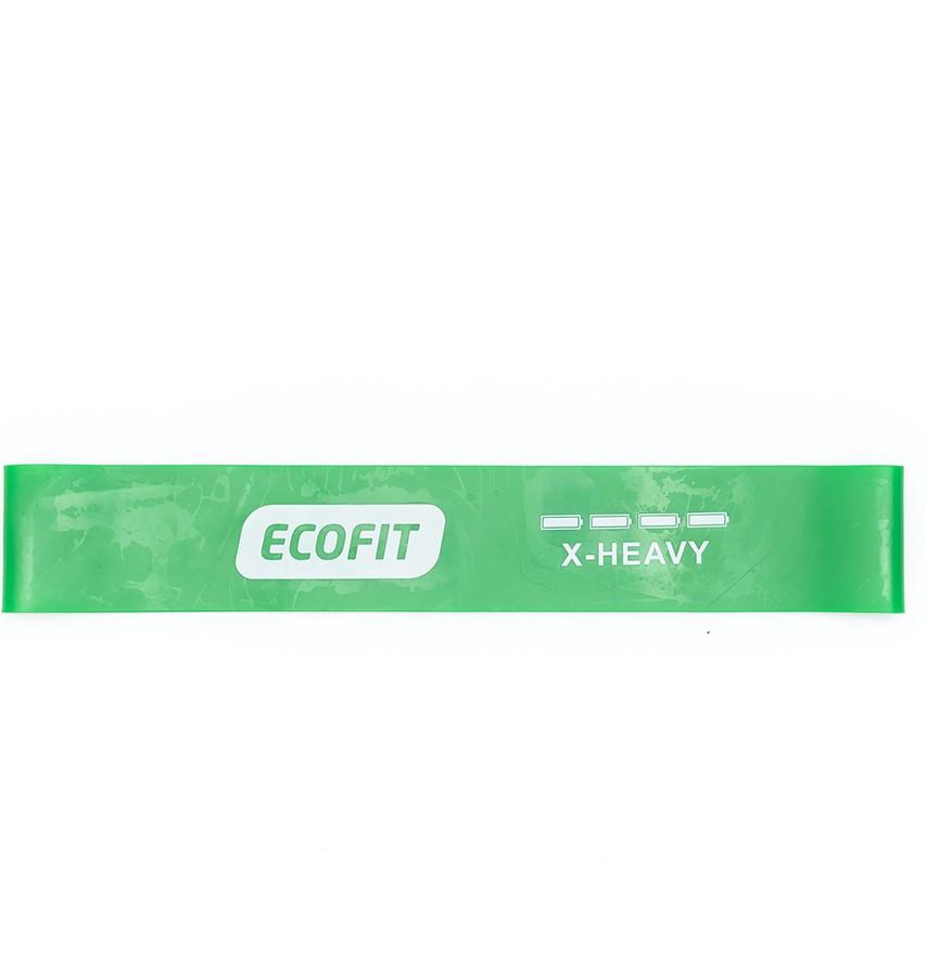 Стрічка опору Ecofit MD1319 жорсткість X-heavy 1.3*50*610мм