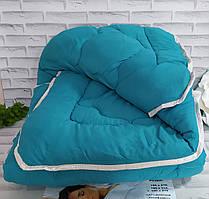 Одеяло полуторный размер наполнение - холлофайбер, ткань - микрофибра О-902