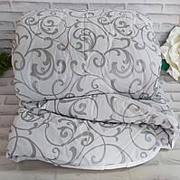 Одеяло полуторный размер наполнение - холлофайбер, ткань - микрофибра О-903