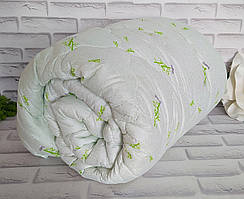 Одеяло бамбук алое полуторный размер наполнение - холлофайбер, ткань - микрофибра О-904