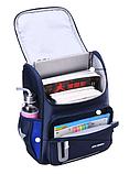 Рюкзак школьный голубой SM Baby, фото 3