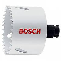 Коронка биметаллическая BiM click 52x155 Bosch