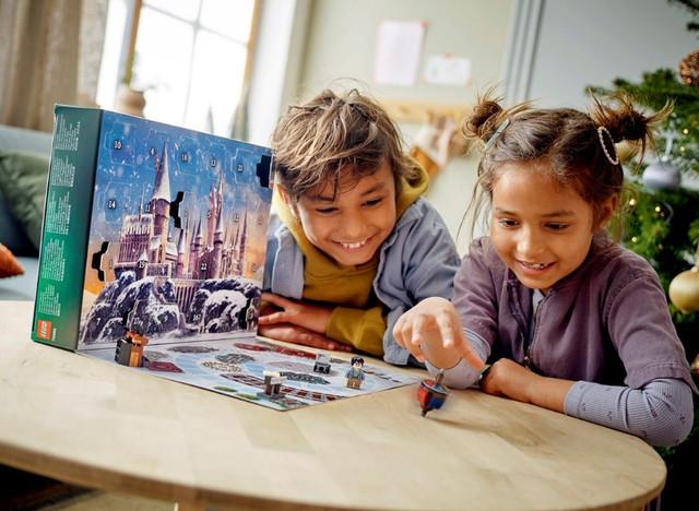 LEGO Harry Potter 76390 Новогодний адвент календарь лего Гарри Поттер 2021