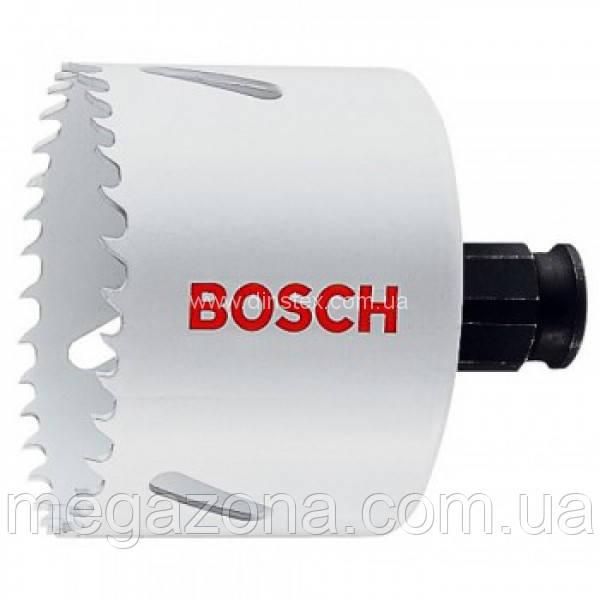 Коронка биметаллическая BiM click 111x132 Bosch