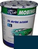 """Автоэмаль 420 акриловая Helios Mobihel """"Балтика"""" (0,75л)"""