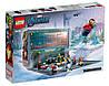 LEGO 76196 Новогодний адвент календарь Marvel Мстители супергерои лего AVANGERS 2021, фото 7