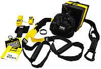 Петли подвесные TRX PRO Pack 3 для функционального тренинга ПРО-версия для фитнес-клубов