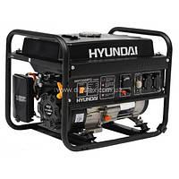 Гибридный генератор (бензин/газ) Hyundai HHY3000FG