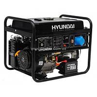 Гибридный генератор (бензин/газ) Hyundai HHY7000FGE