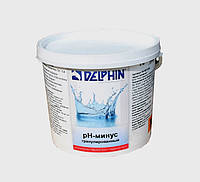 Delphin pH-минус гранулированный (средство для понижения уровня рН)  5кг